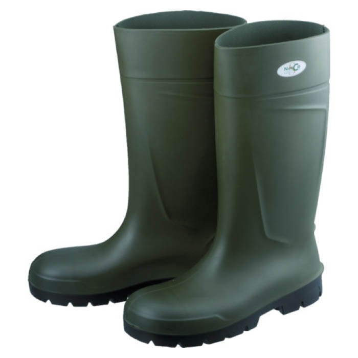 (T)シモン 安全長靴 ウレタンブーツ 25.0cm