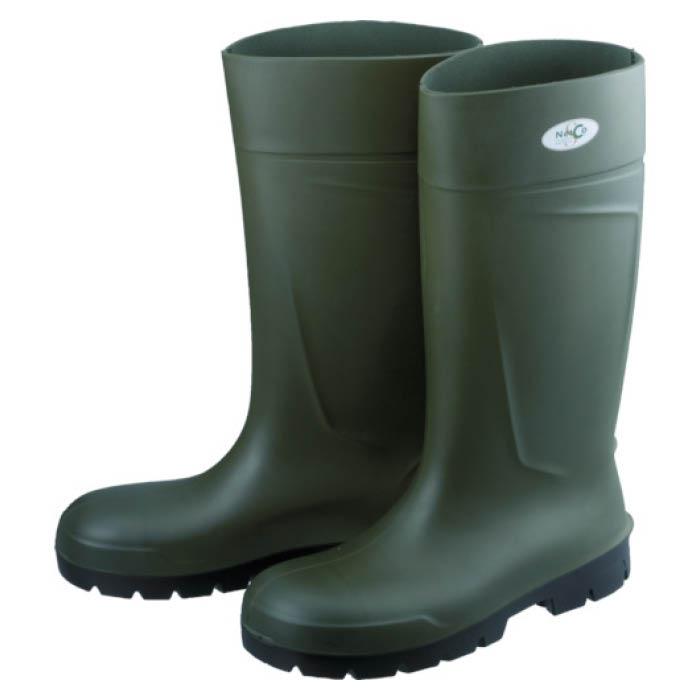 (T)シモン 安全長靴 ウレタンブーツ 25.5cm