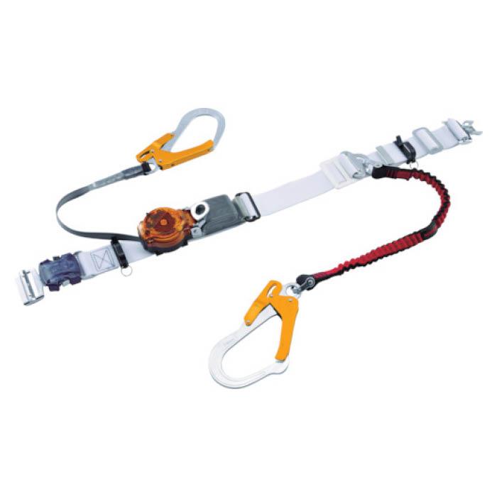 (T)ツヨロン (T)ツヨロン なでしこツインランヤード安全帯 白色 2ウェイ 白色・ノビロン S型, ハサミチョウ:4f4afc3e --- municipalidaddeprimavera.cl