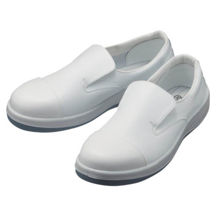 (T)ミドリ安全 トウガード付 先芯入りクリーン静電靴 24.0CM