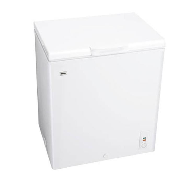 【エントリーでポイント10倍】ハイアール 145L上開き冷凍庫 JF-NC145F(W)【2019/4/9 20時-4/16 1時59分】