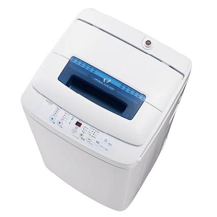 【エントリーでポイント10倍】ハイアール 4.2Kg全自動洗濯機 JW-K42M(W)【2019/4/9 20時-4/16 1時59分】