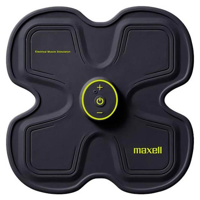【エントリーでポイント10倍】マクセル もてケア EMS運動器本体 4極タイプ MXES-R400YG【2019/1/9 20時?1/16 1時59分】