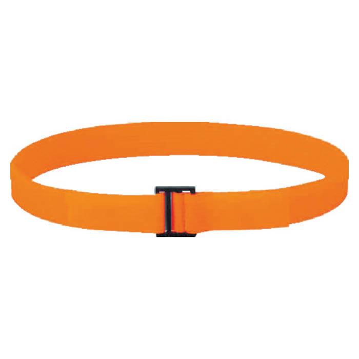 (T)TRUSCO(トラスコ) フリーマジック結束テープ片面蛍光オレンジ25mm×25m