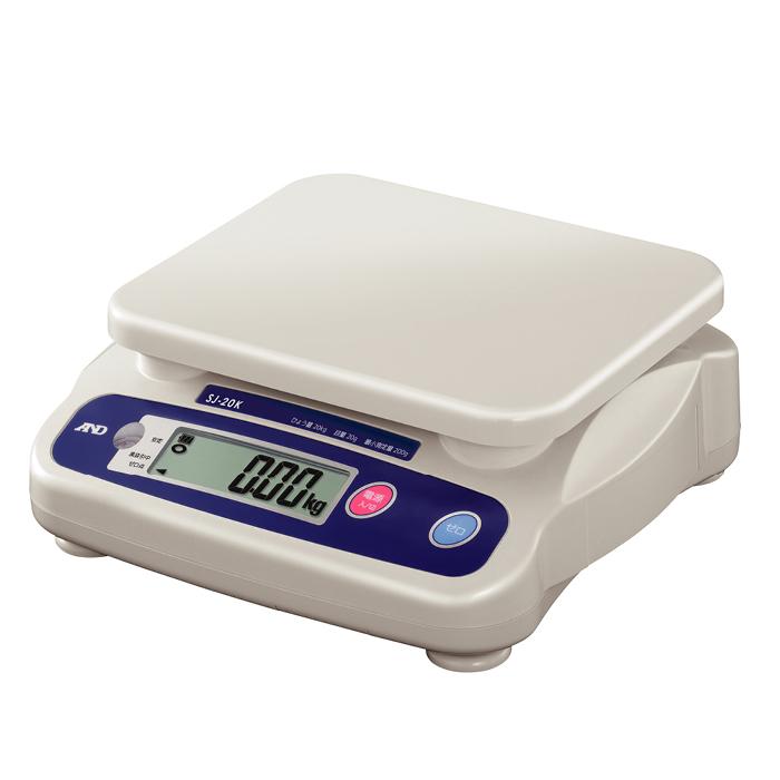 エー・アンド・デイ デジタルはかり検定付20kg デジタルはかり検定付20kg