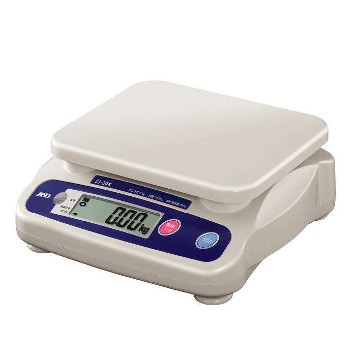 【エントリーでポイント5倍】エー・アンド・デイ デジタルはかり検定付30kg デジタルはかり検定付30kg【2019/7/21 20時 - 7/26 1時59分】