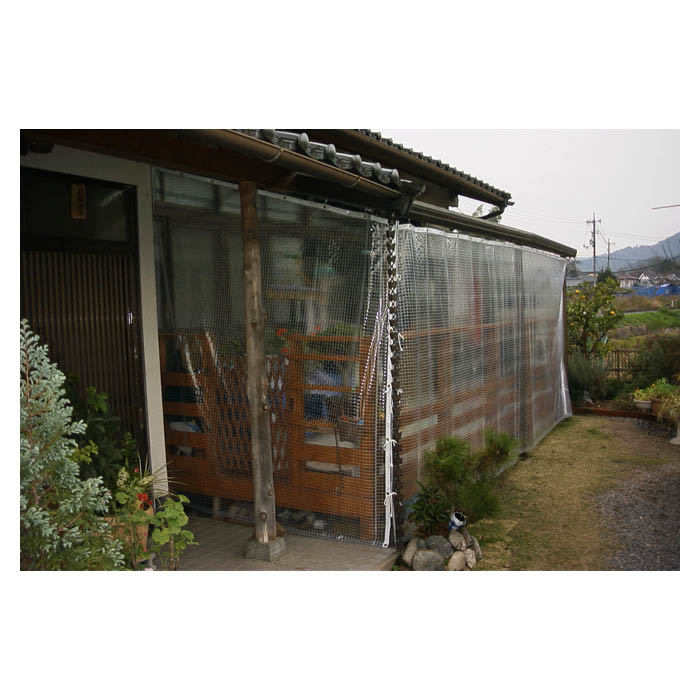 ビニール糸入りカーテン 1970mm×2700mm