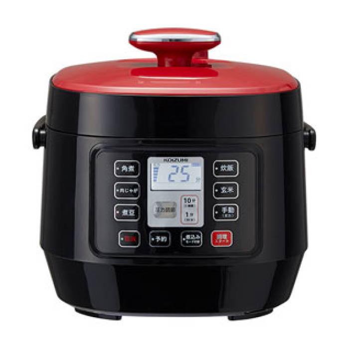 コイズミ マイコン電気圧力鍋 KSC3501R