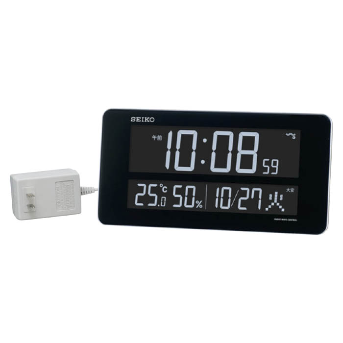 セイコークロック 時計C3 DL208W