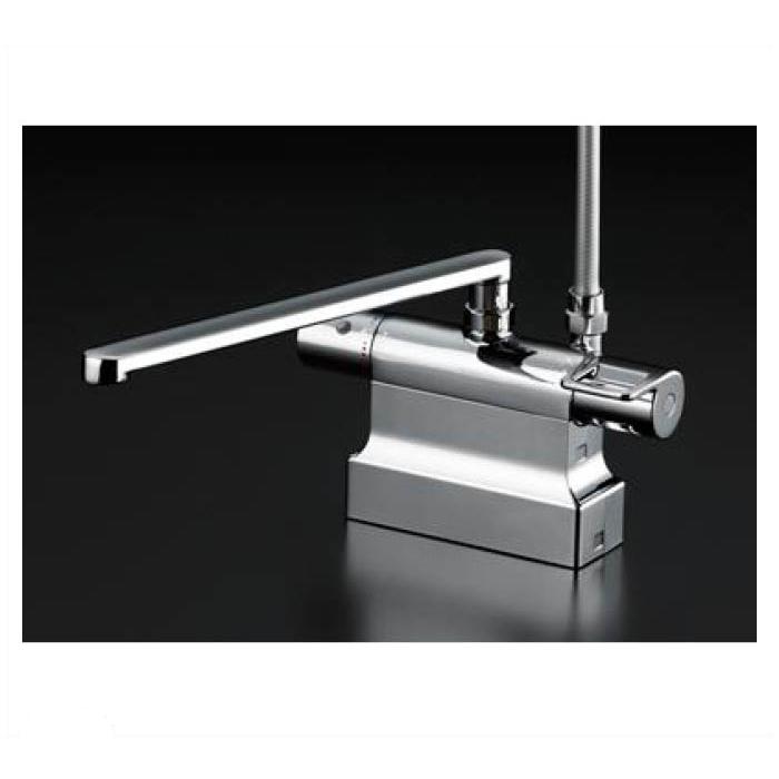 TOTO 浴室用水栓 リフレッシュサーモシャワー混合栓 TMGG46ECR