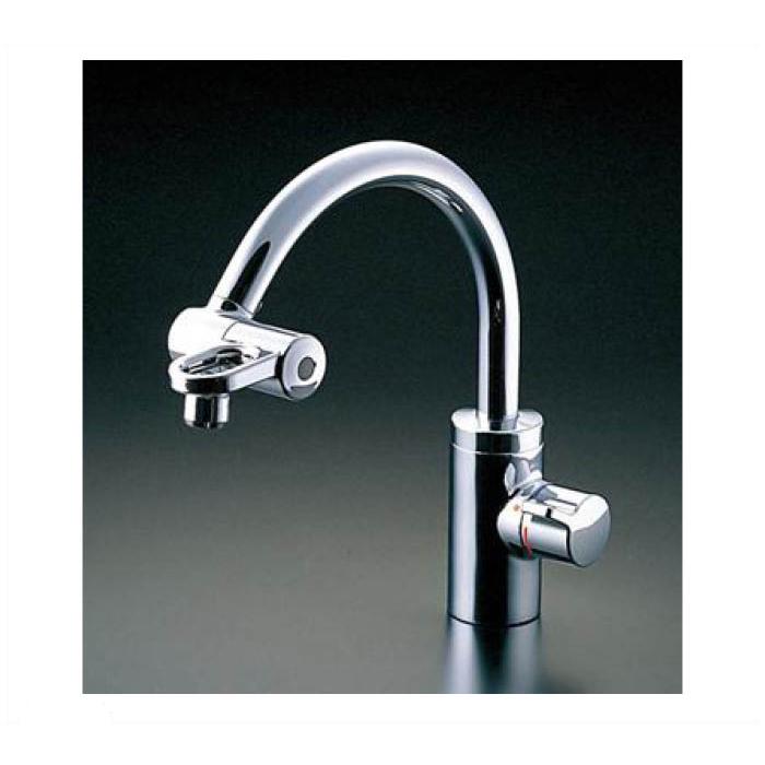 TOTO キッチン用水栓ミキシング混合栓 TKF51PN