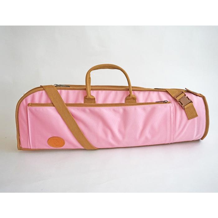 【今月特価】Sハヤシ トランペットソフトケース ピンク
