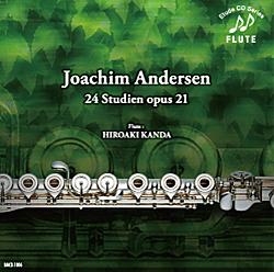 CD アンデルセン SALE 日本製 24の練習曲 作品21