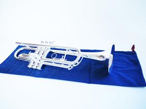 C guard silverware discoloration prevention fiber for trumpet