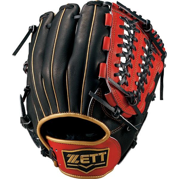 限定2018年モデルZETT ネオスティタス『軟式一般用』内野手用BRGB31850 サイズ4
