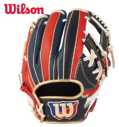 ウィルソン WANNABE HERO『軟式一般用』内野手用WTA RHSD5H サイズ7