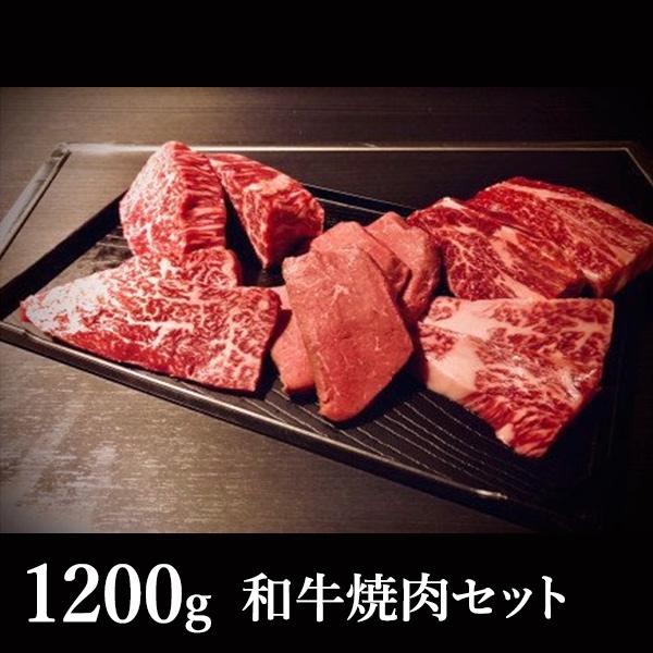 品質保証 健康な体は健康な食べ物から 和牛焼肉セット 6人前 沖縄別途590円 送料込 1200g 特売