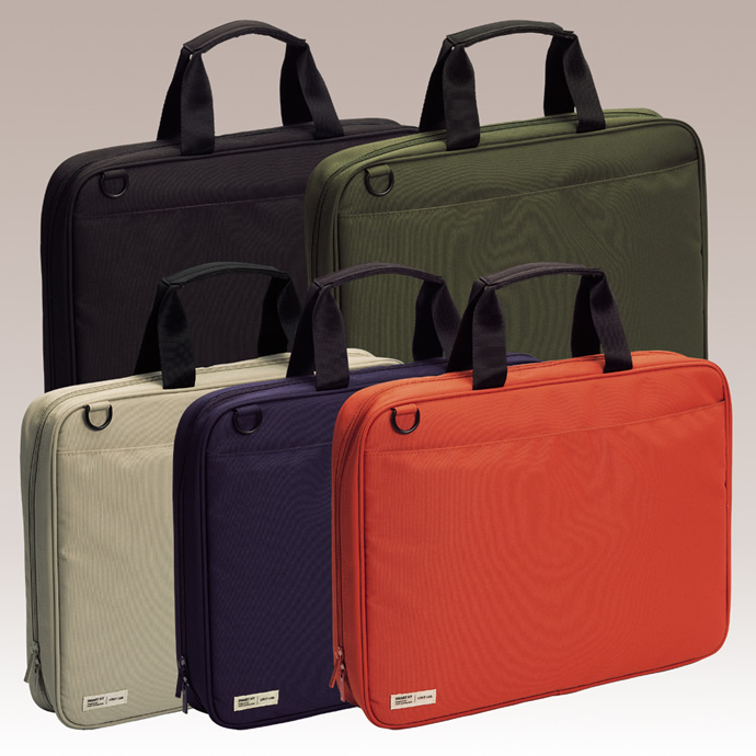 LIHIT LAB./ Licht lab SMART FIT (fit) series carrying bag A-7581 (carrying case / bag in bag / bag / documents)