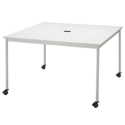 FRENZ 角型テーブル RM-1200C ホワイト