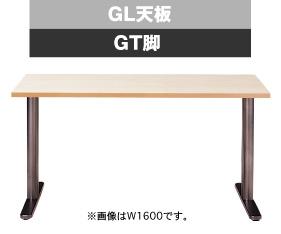 Garage fantoni パソコンデスク GT-128H白木(ガラージ/ガラーヂ/ガレージ/オフィス家具/SOHO/ソーホー/事務所/おしゃれ/シンプル)
