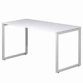 Garage fantoni パソコンデスクGX GX-147H 幅140cm 奥行70cm 白 ホワイト (ガラージ/ガレージ/オフィス家具/SOHO)