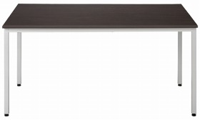 Garage テーブルCM-168H 濃木 (ガラージ/ガラーヂ/ガレージ/オフィス家具/SOHO/ソーホー/事務所/おしゃれ/シンプル)