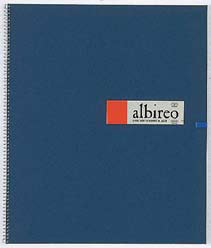 albireo watercolor paper sketch-book type F6 size (albireo / pad / Notepad / sketch sketchbooks)