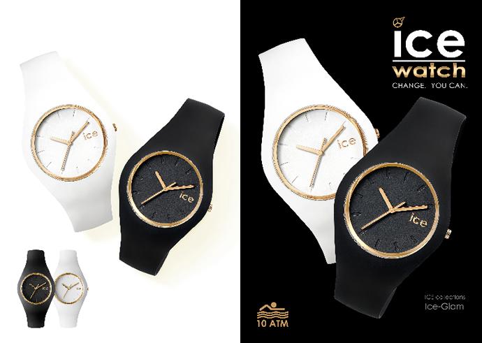 dernière vente grande collection prix le plus bas ICE GLAM ice gram / unisex size (ice watch / gram / watch / casual / unisex  / fashion)