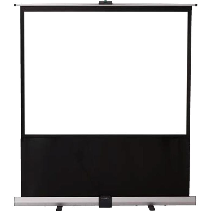 泉 フロアタイプスクリーン 80インチ パンタグラフ式 RS-80