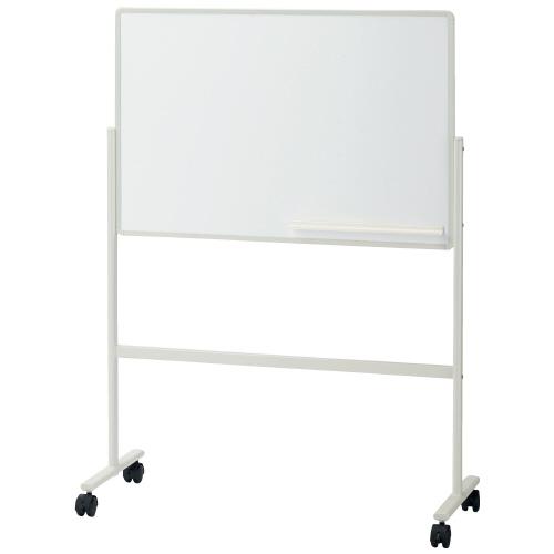 プラス 両面ミーティングホワイトボード 900×600mm VS2-23DSJ(プレゼン/会議/ミーティング/黒板)