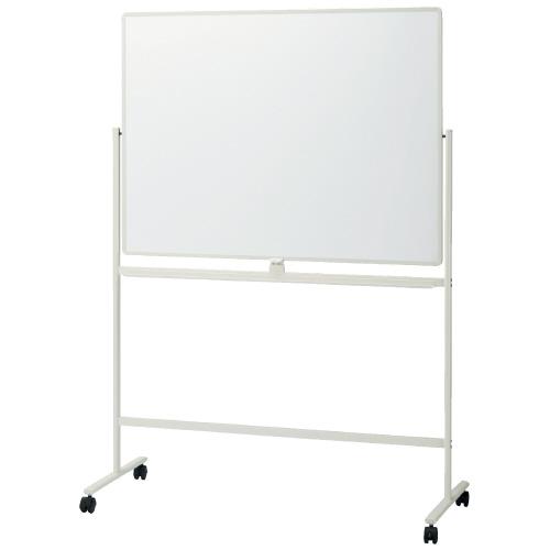 プラス 脚付両面ホワイトボード 1200×900mm VS2-34DSJ(プレゼン/会議/ミーティング/黒板)