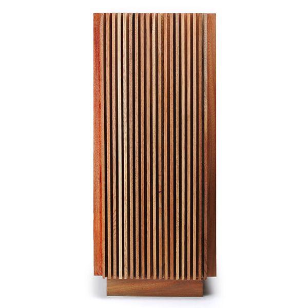 F-THEMRY/マホガニー材の積層による収納BOX (LIFE/ライフ/職人手作り/収納ボックス)