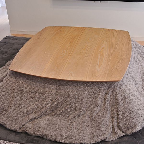 Design Wood Table/chabdai ローテーブル・ちゃぶ台 (LIFE/ライフ/職人手作り)