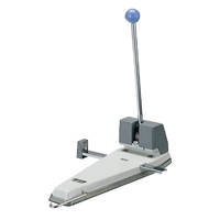 Plus powerful punch NO.200 (punch / office supplies punch 2 holes punches / holes drilling punching)