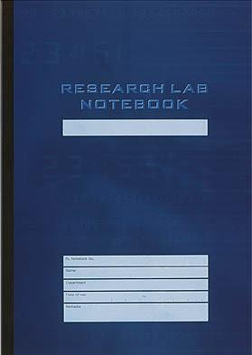 国誉研究实验室 (实验笔记) A4 (SD) 标准 (国誉股份有限公司)