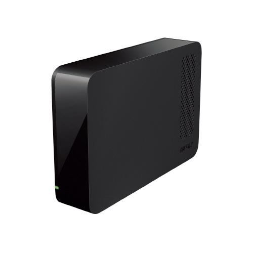 バッファロー バッファロー 外付けHDD 2TB ブラック HD-LC20U3-BKF (1台)