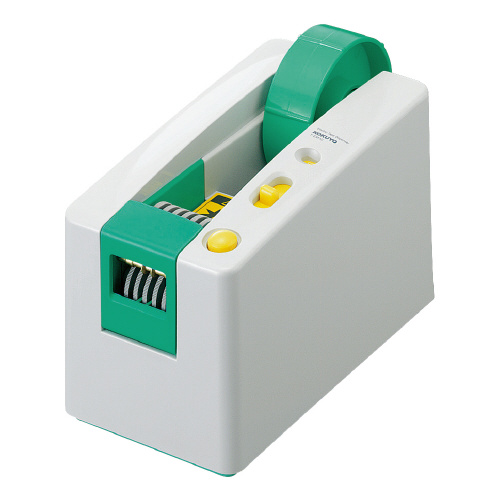 コクヨ 電動テープカッター 外寸法:W94×D173×H117mm T-EM10 (1台)
