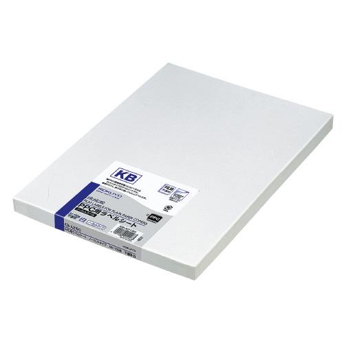 コクヨ PPC用ラベルシート(フィルムラベル) A4 100枚 ノーカット 不透明白 KB-A2190 (1箱(100枚入))