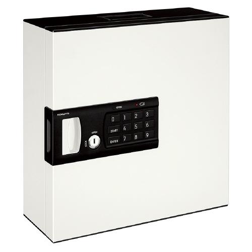 コクヨ キーボックスKEYSYSテンキータイプ 収納鍵数64個 KFB-TL64 (1セット)