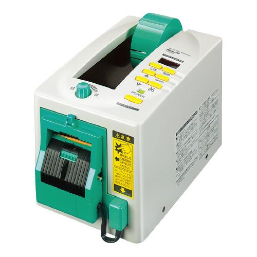 コクヨ 電動テープカッター 外寸法:W137×D249×H156mm T-EM100N (1台)