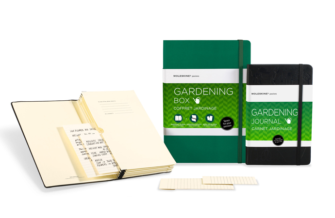 MOLESKINE Collection Gardening Gift Box