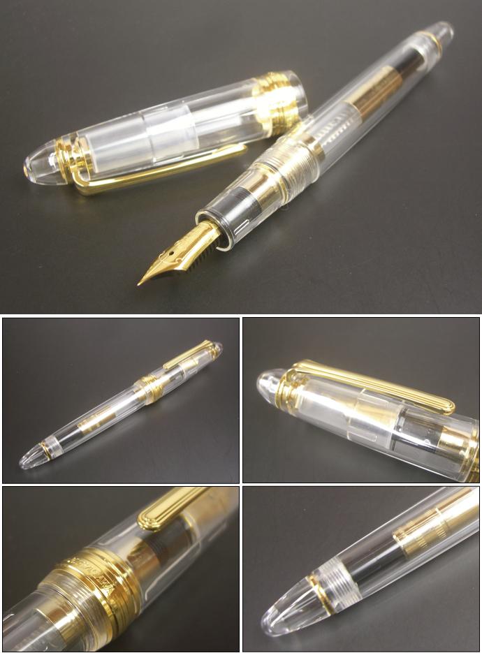NAGASAWA原始物利潤鋼筆骨架PROSKEプロスケ14錢筆尖#+110829y