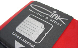 CIAK 4mm squares notebook (Squared Journal) medium size 12X17cm (TEAC)