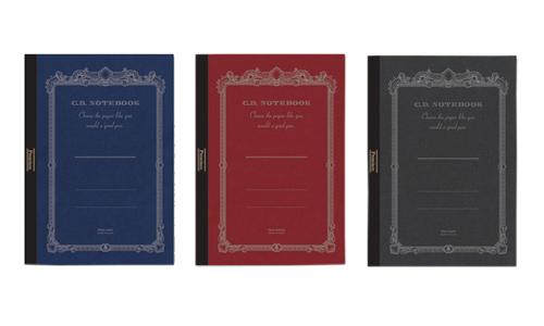 Apical /apica Premium C. D. NOTEBOOK premium C. D. notebook A6 size gentleman notes