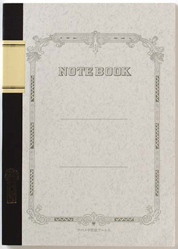 TSUBAME note A5 size H100 swallow acid foolscap note 100-/A5 (white) (University notes / study notes)