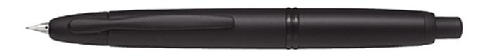 試點敲類型鋼筆負啞光黑色精細,精細列印,在信件和加粗試點噴泉筆 / 帽 / 快門沒有鋼筆和黑色啞光)