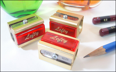 Germany, KUM Pencil Sharpener lefty left-handed