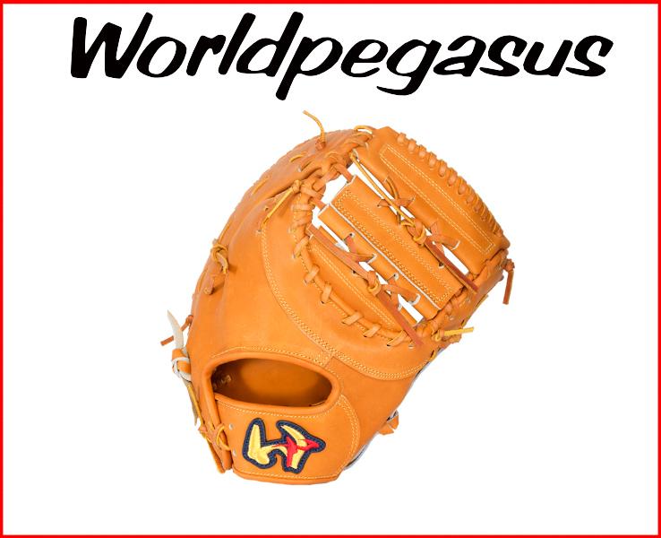 野球 硬式 ファーストミット 一塁手 グローブ セール ワールドペガサス WGKFM830 タン 右投げ サイズ:11