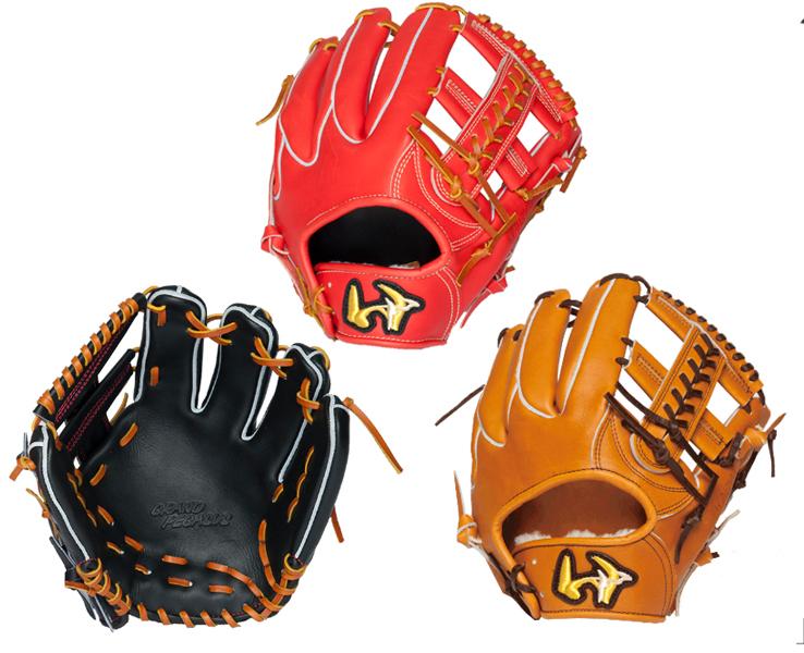 硬式グローブ ワールドペガサス 内野手用 野球 グローブ 硬式 ベースボール WGKGP85 高校野球対応 内野オールポジション 和牛