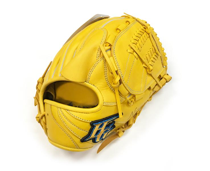 ハイゴールド 軟式グローブ 野球 ピッチャー 投手 OKG-821SP(ライトナチュラル) 右投げ 29.0cm